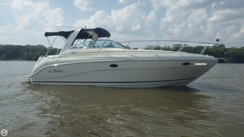Rinker 310 Fiesta Vee 2001 Rinker 310 Fiesta Vee for sale in Burlington, IA