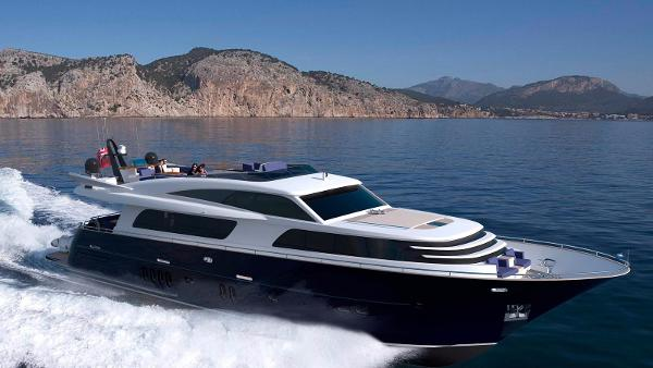 Van der Valk 26M Raised Pilothouse