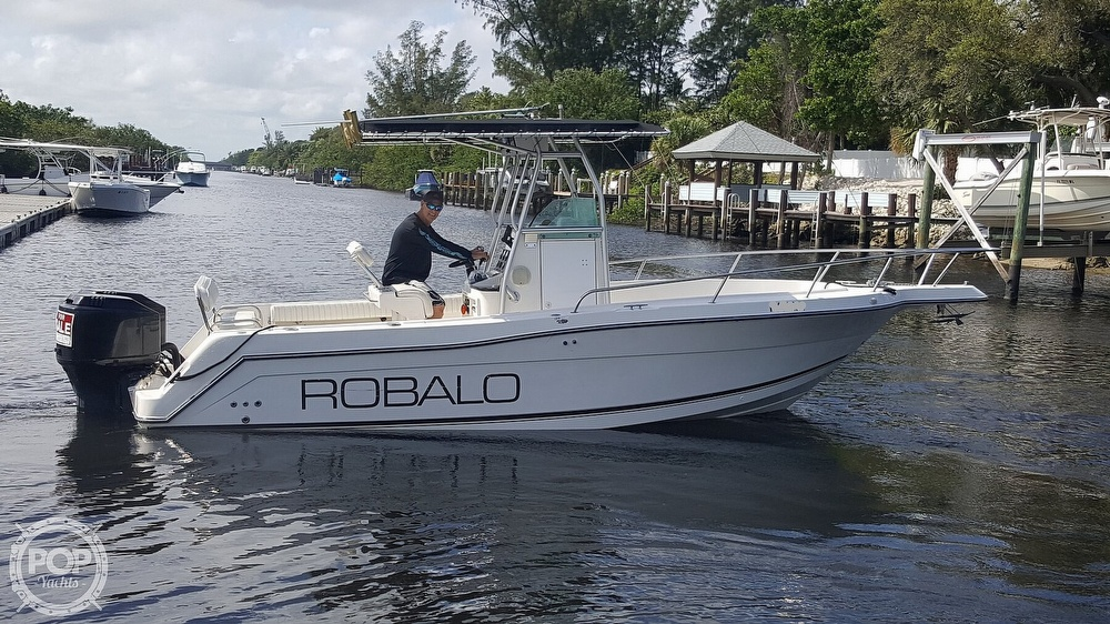 Used Robalo Center Console Boats For Sale
