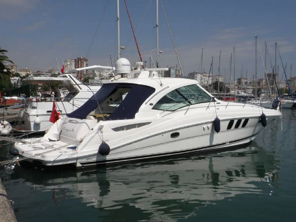 Sea Ray Sundancer 515 HT 1