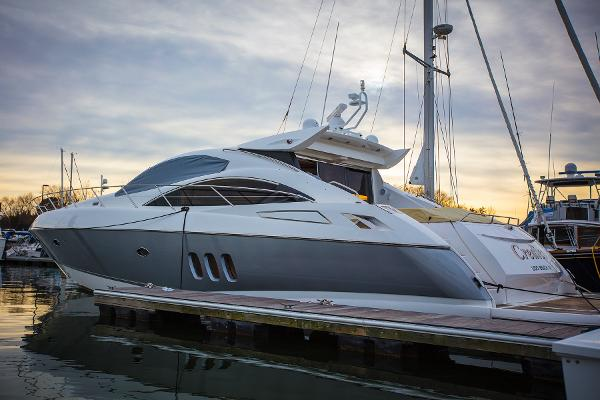 Sunseeker Predator 62 Profile
