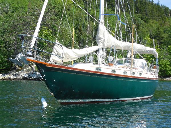 Cape Dory / Robinhood 36