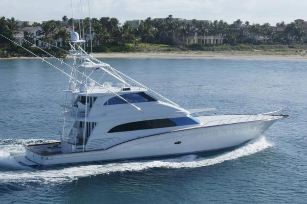 Sea Force Ix 83.5 Luxury Sport Yacht