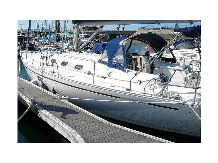 Dufour Yachts Gib Sea 43