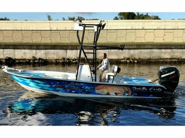 Action Craft Coastal Bay 24 ACE