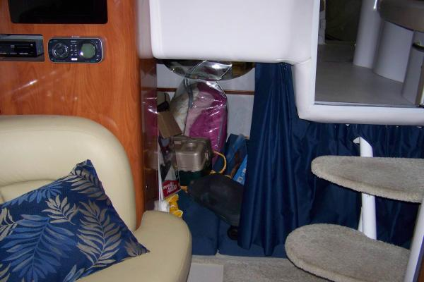 Actual Boat AFT CABIN