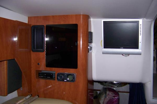 ACtual Boat/ TV/Electrical Panel