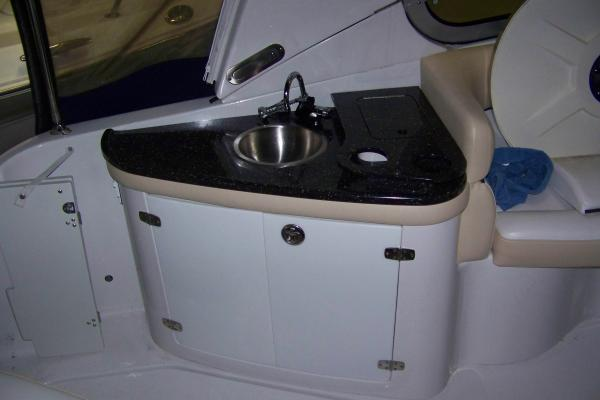 ACtual Boat/ Cockpit Wetbar