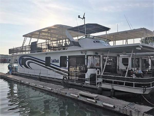 Sumerset 16' x 68' Houseboat