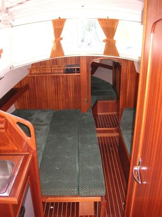 Saloon conversion