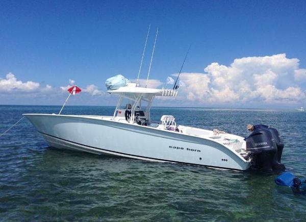 Cape Horn 36 Offshore