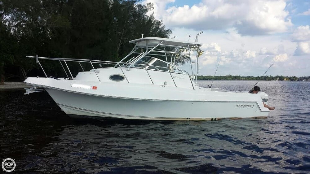 Aquasport 275 Explorer 2000 Aquasport 27 for sale in Cape Coral, FL