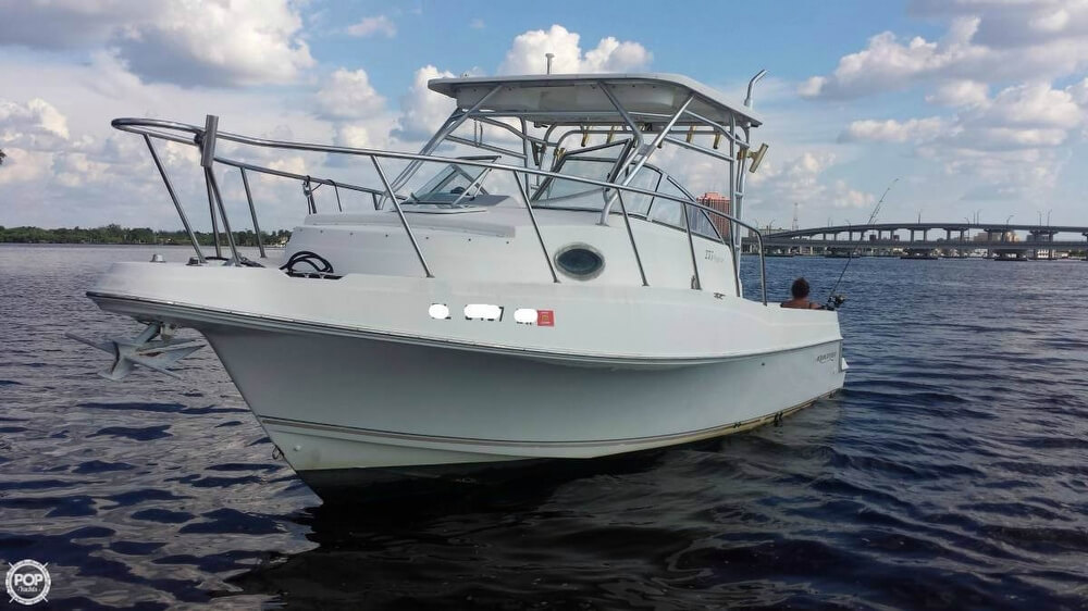Aquasport 275 Explorer 2000 Aquasport 275 Explorer for sale in Cape Coral, FL