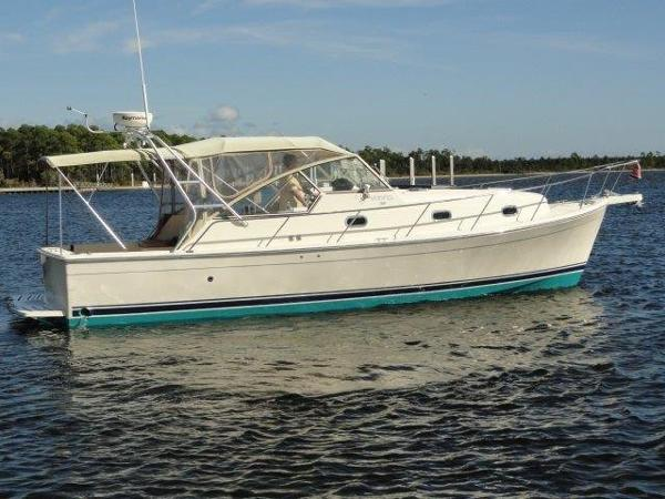 Mainship Pilot 34 Soft Top