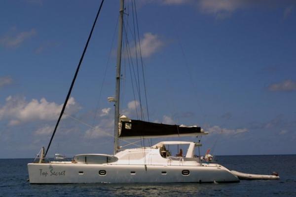 Voyage Yachts 580 Catamaran