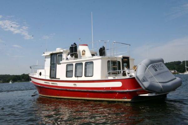 Nordic Tugs Pilothouse Photo 1