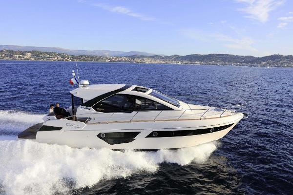 Cayman Yachts S450