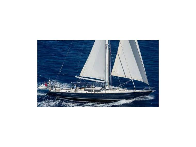 Oyster Oyster Cutter Rigged Sloop