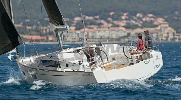 Beneteau Oceanis 38.1 Oceanis 38.1 (foto da catalogo)