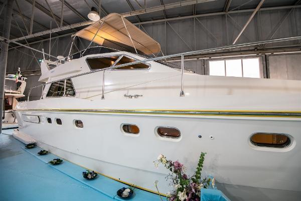 Ferretti Yachts ALTURA 49 Ferretti Altura 49