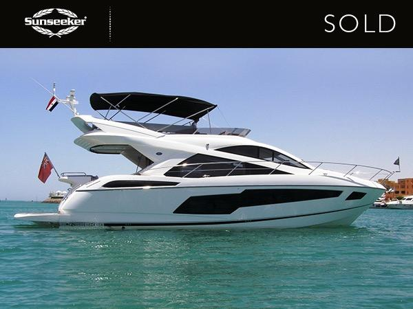 Sunseeker Manhattan 55 CHER