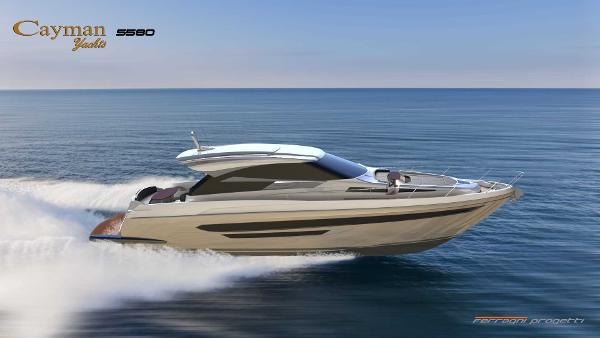 Cayman Yachts S580