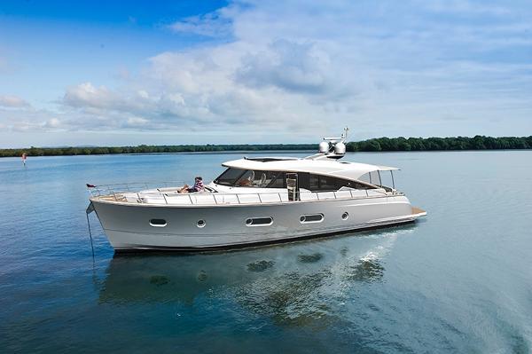 Riviera Belize 66 Sedan- IN STOCK Belize 66 Sedan