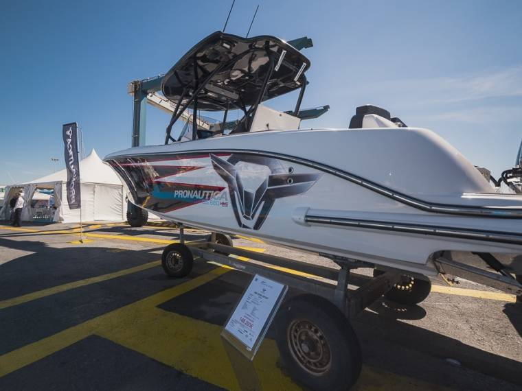 Pronautica 880 Open Sport