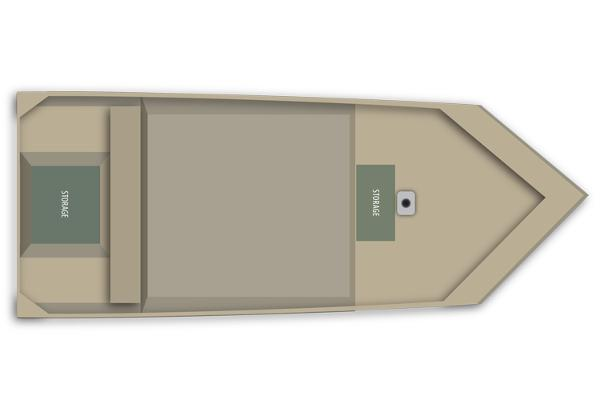 Alumacraft MV 2072 AW T