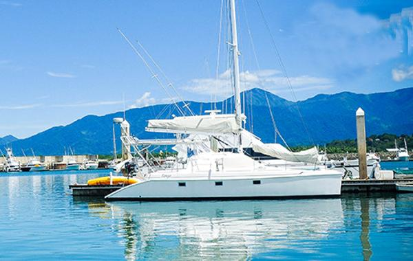 Manta 42 Sail Catamaran Tango