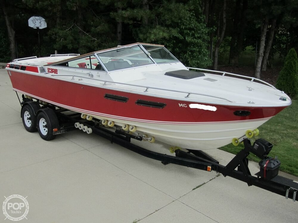 Wellcraft 24 Scarab 1979 Wellcraft 24 Scarab for sale in Shelby Township, MI