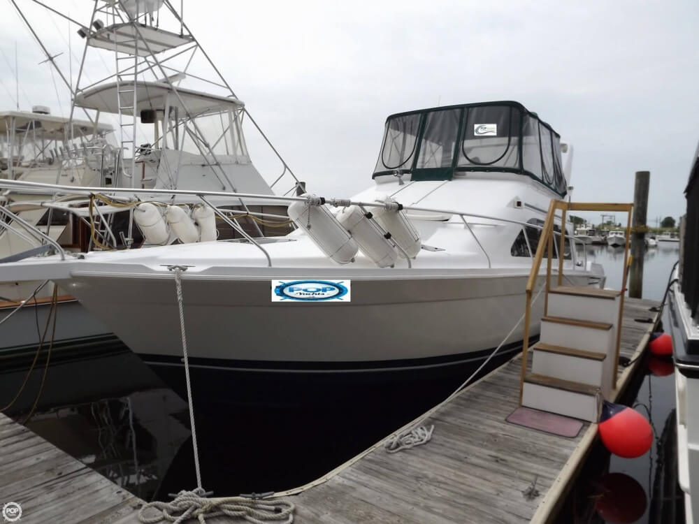 Mainship 40 Sedan Bridge 1998 Mainship 40 Sedan Bridge for sale in Essex, CT