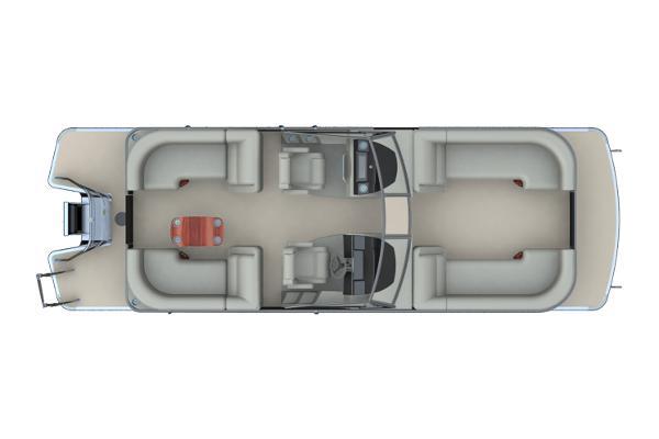 Sanpan 2500 SBW