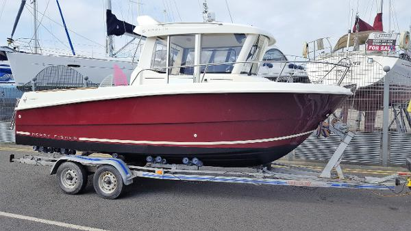 Jeanneau Merry Fisher Marlin 6 Merry Fisher Marlin 6 with BJ Marine