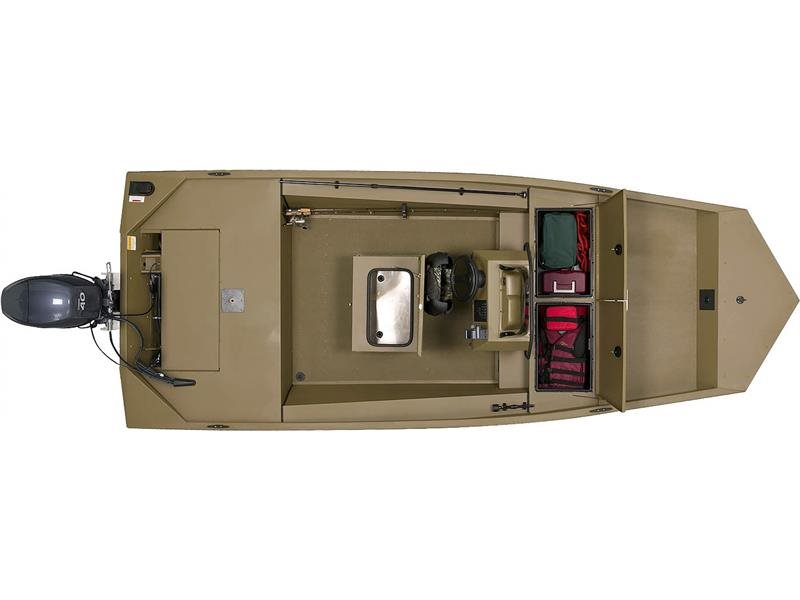 G3 Boats 1656 CCJ