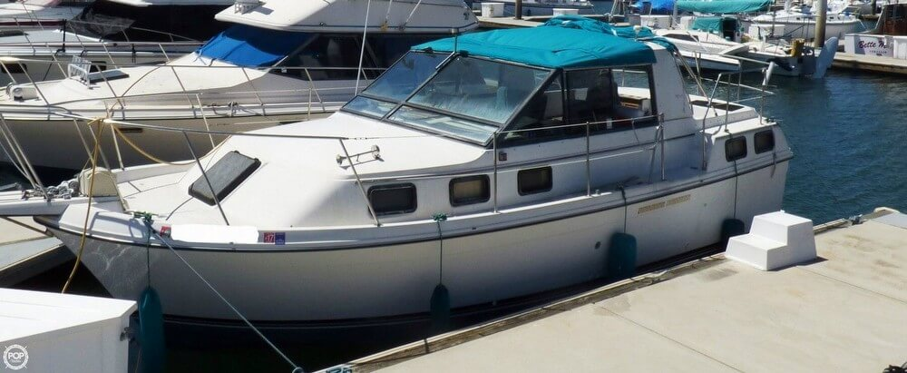 Carver 280 1986 Carver 2807 Riviera Aft Cabin for sale in Chula Vista, CA