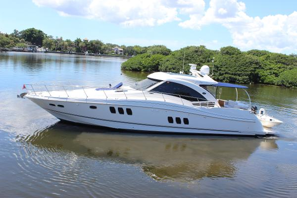 Sea Ray 60 Sundancer Sea Ray 60 Sundancer