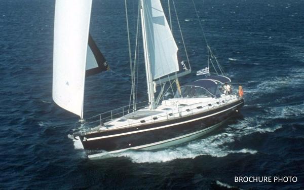 Ocean Yachts Ocean Star 56.1