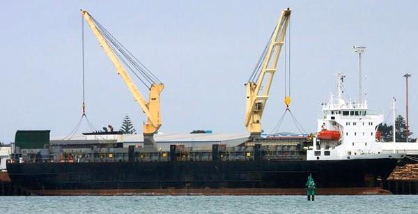 Custom Heavy Lift RoRo Cargo