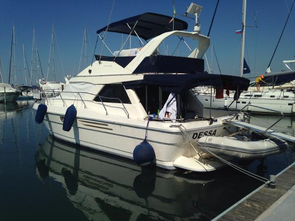 Marine Projects Princess 388 fly