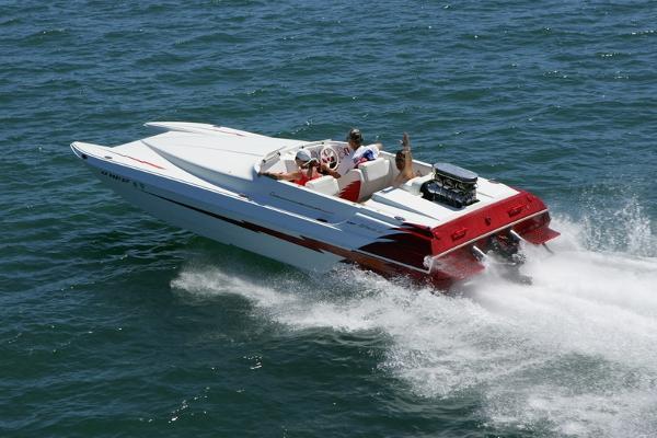 Carrera Boats 257 Effect X