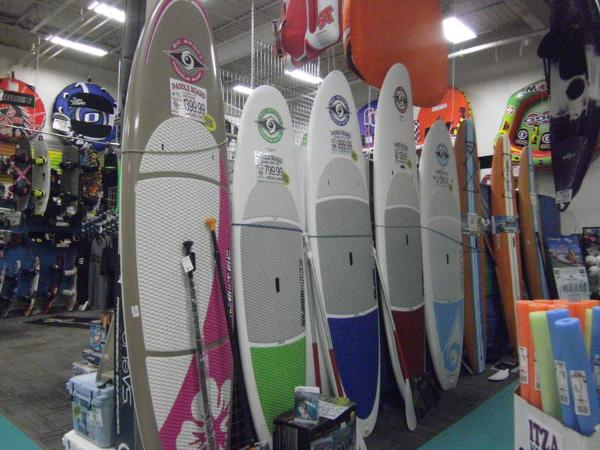 Bic Paddle Boards All Sizes in stock