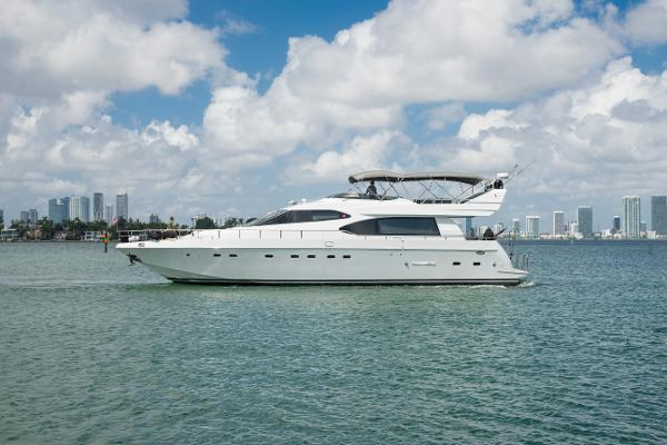 Tecnomarine Motoryacht 72' Tecnomarine  - Profile