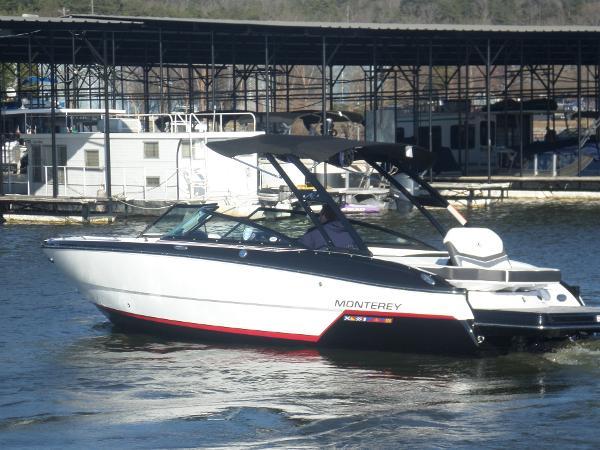 Monterey 238SS