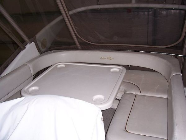 1999 Sea Ray 400 Sedan Bridge-Bridge