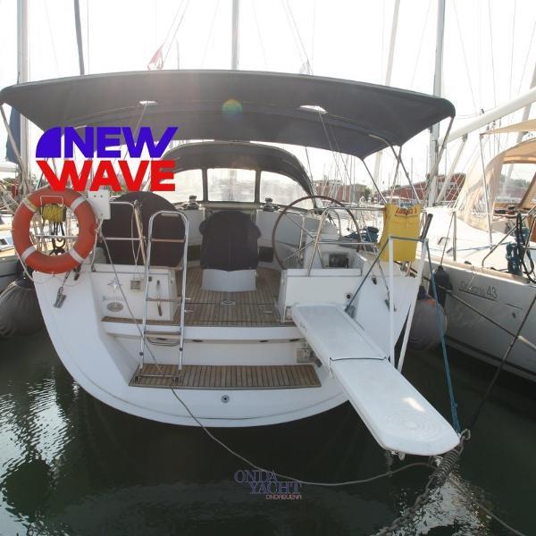 Jeanneau Sun Odyssey 49i new wave