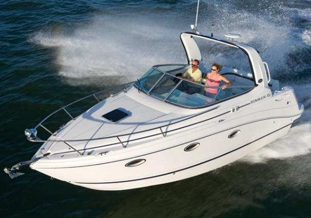 Rinker 260 Express Cruiser Manufacturer Provided Image