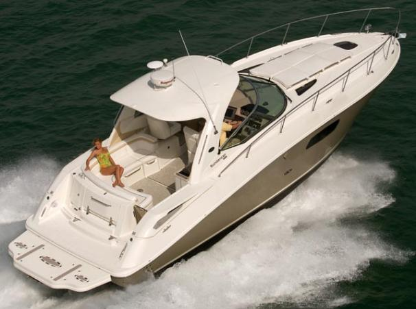 Sea Ray 370 Sundancer Sea Ray 370 Sundancer Sistership