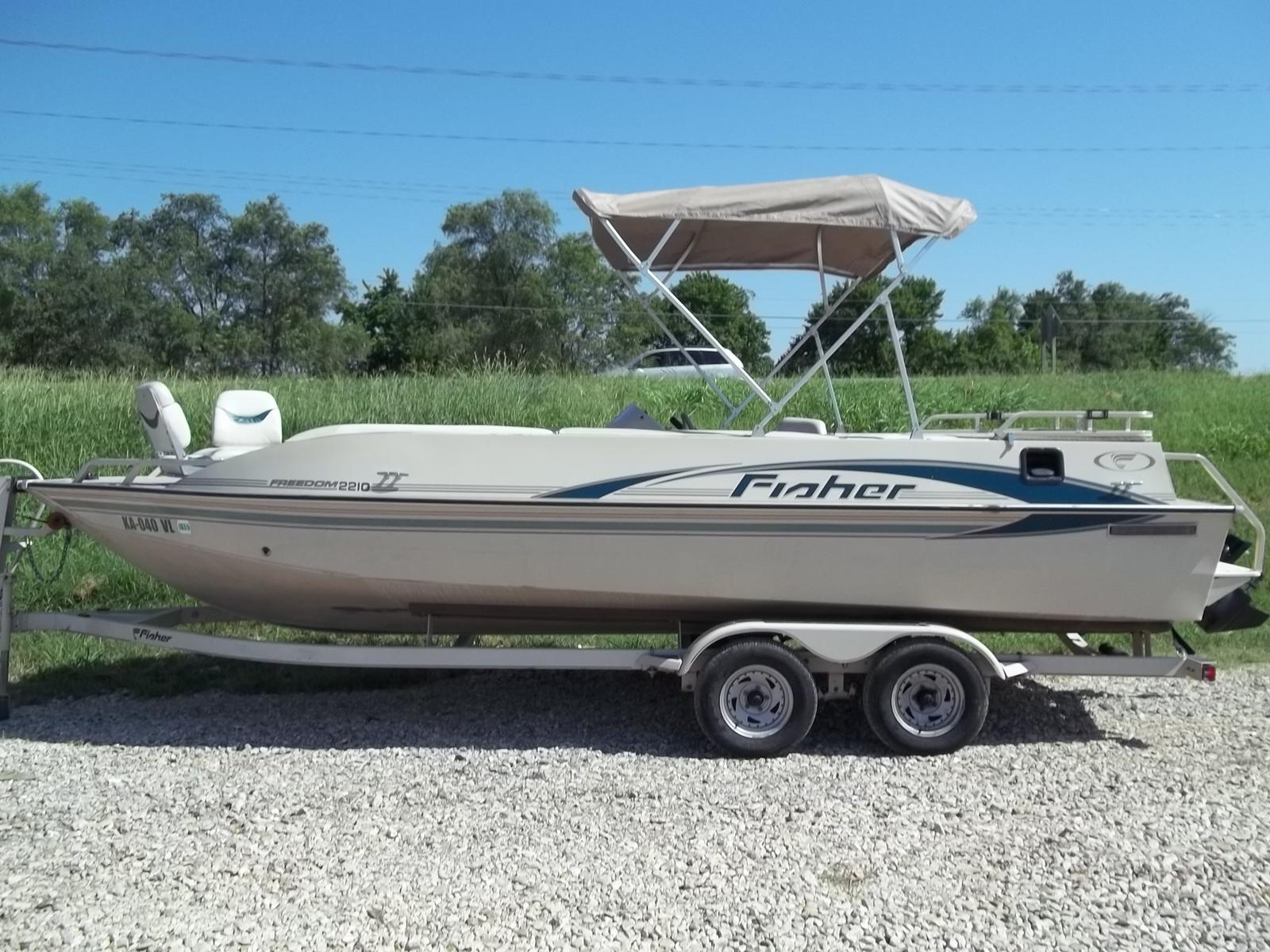 Fisher Boats 2210 Freedom