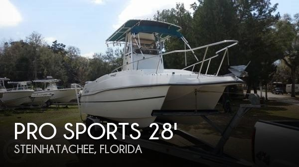 Pro Sport Boats 2650 Prokat 1999 Pro Sports 2650 Prokat for sale in Steinhatchee, FL